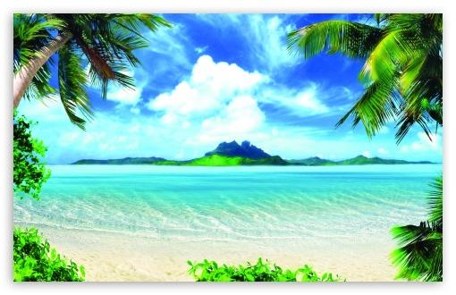 Nice Vacation Wallpaper