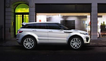 Stunning Land Rover