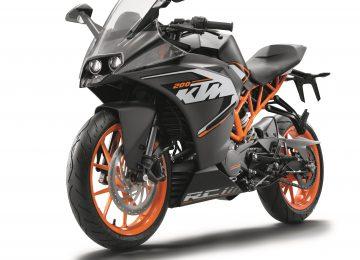 Super KTM Bike