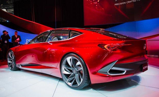 HD Acura Concept