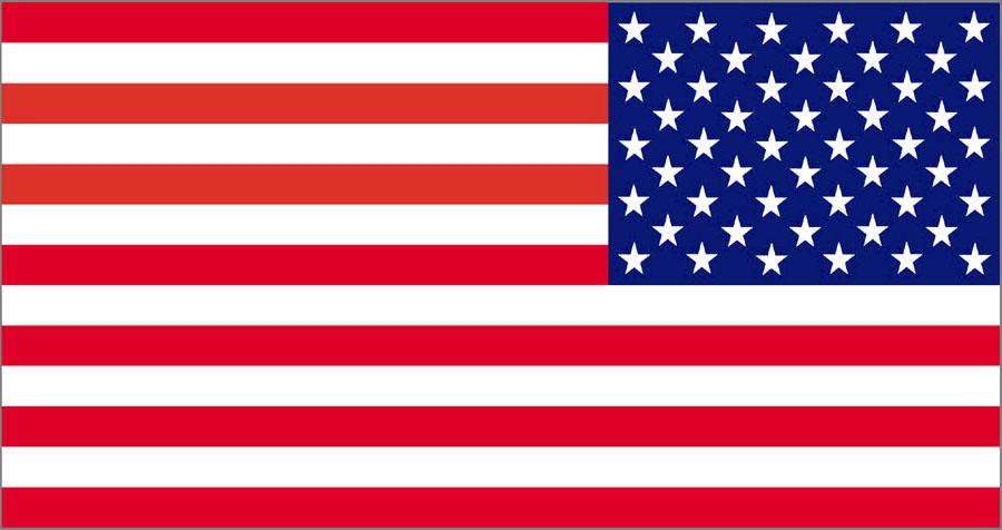 HD USA Flag
