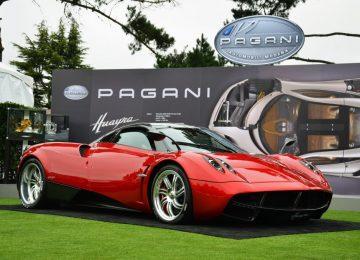 Stunning Pagani