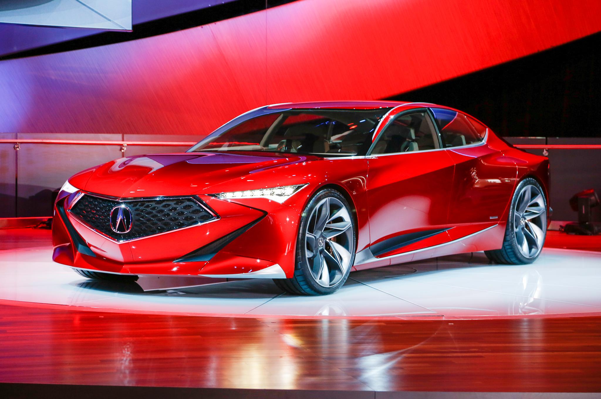Super Acura Concept