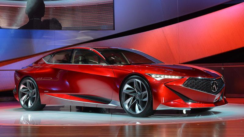 Top Acura Concept
