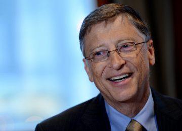 HD Bill Gates Smile Wallpaper