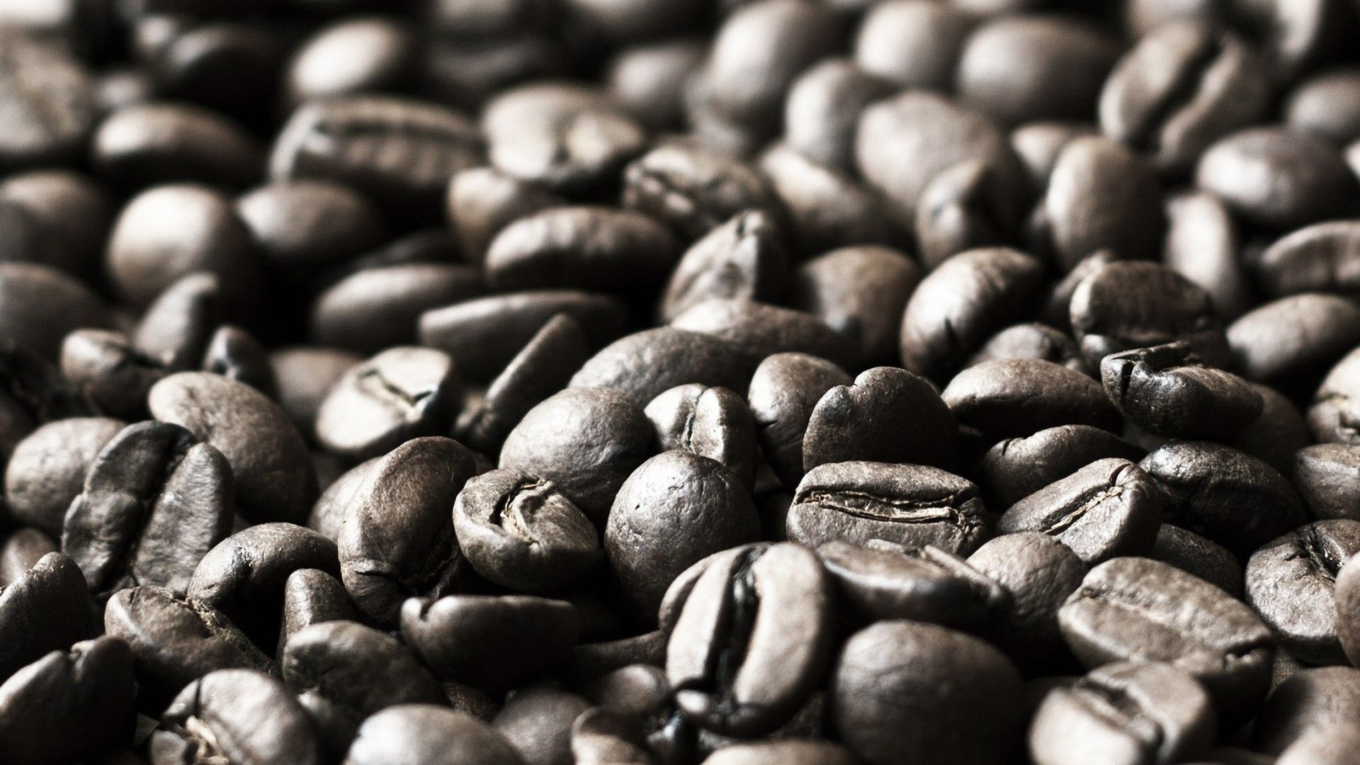 HD Coffee Beans Wallpaper