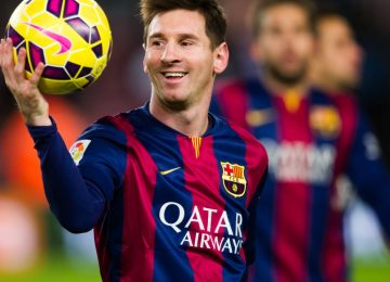 Nice Lionel Messi