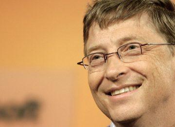 Top Bill Gates Smile Wallpaper