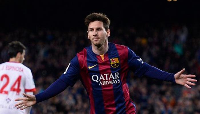 Top Lionel Messi