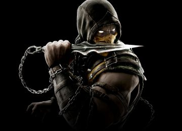 3D Mortal Kombat X