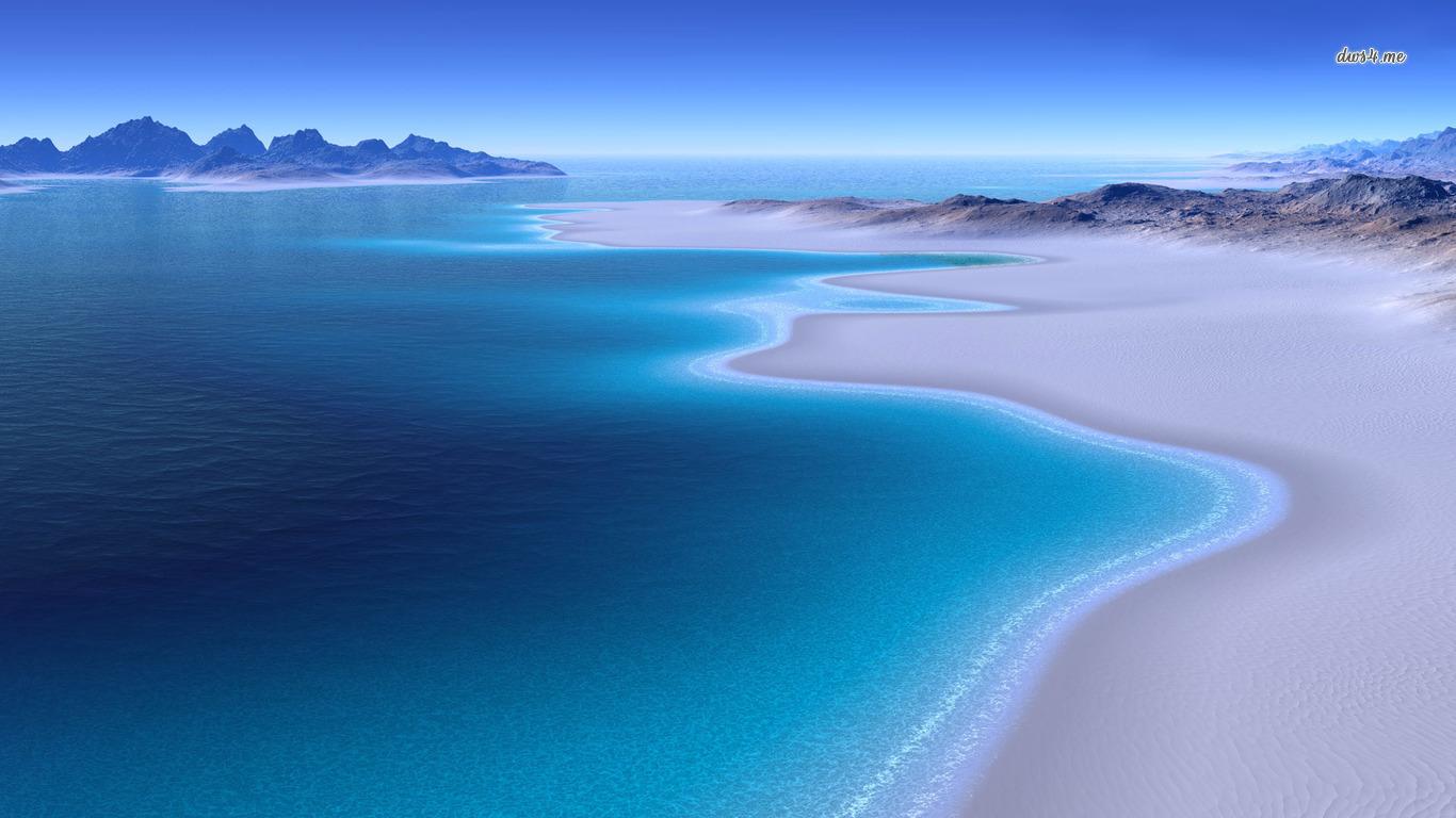 Awesome Calm Seaside