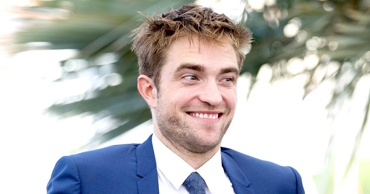 Awesome Robert Pattinson
