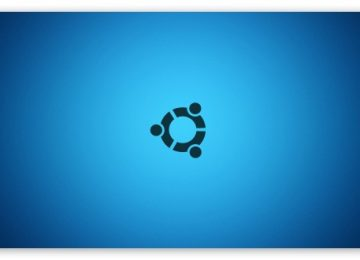 Blue Linux Wallpaper