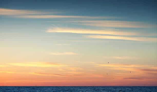 Colorful Sunset Image