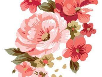 Free Vintage Flower
