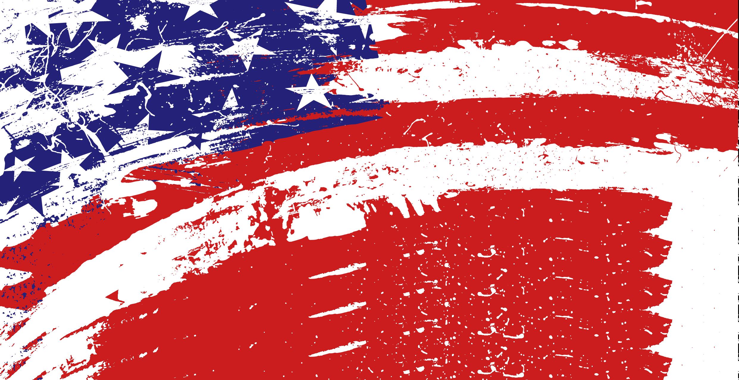Great USA Flag Wallpaper