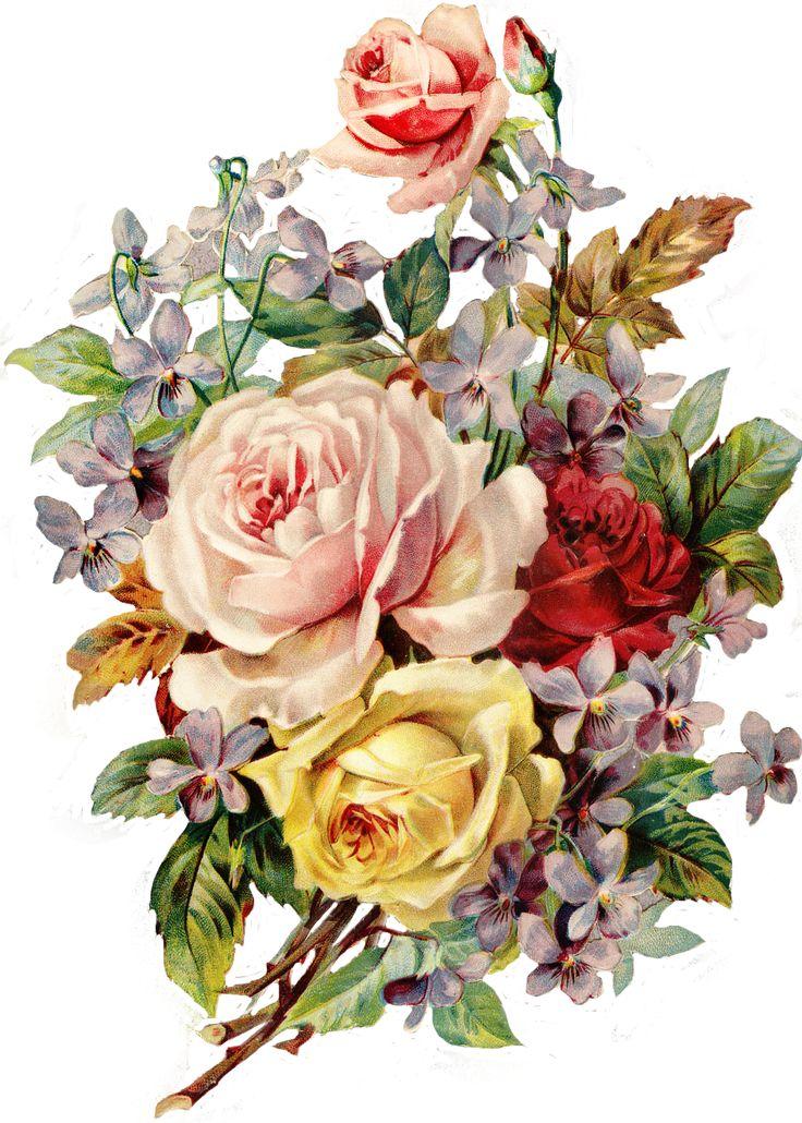 Lovely Vintage Flower