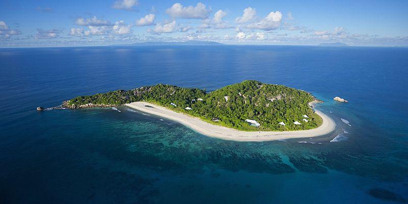 Natural Island Image