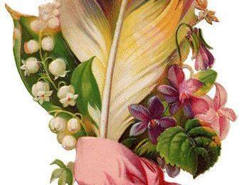 Nice Vintage Flower