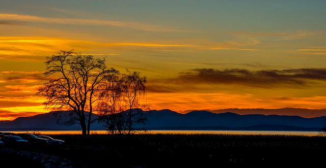 Top Sunset Image
