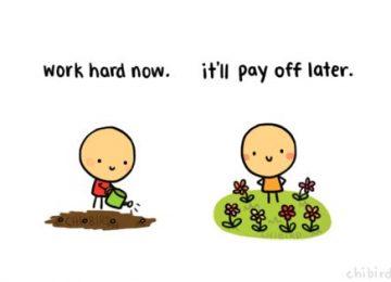 3d Work Hard