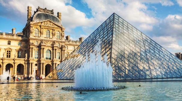 HD Louvre Museum