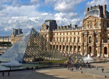 Nice Louvre Museum