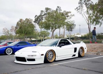 Nice White NSX