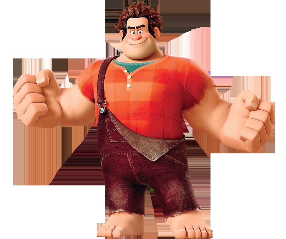 3D Wreck It Ralph