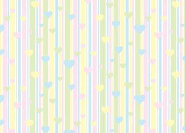 Animated Pastel Stripes