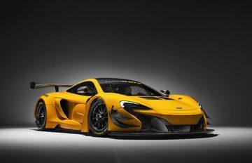 Free McLaren GT