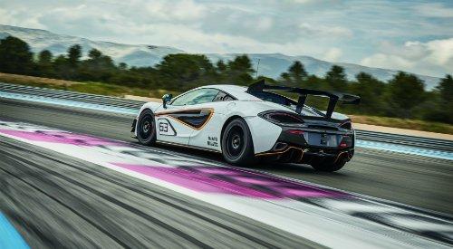 Nice McLaren GT