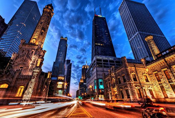 Stunning Urban