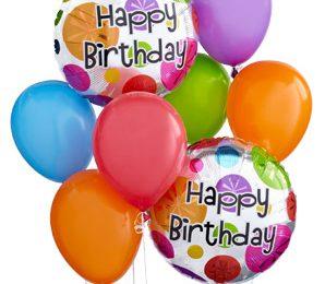Balloons Birthday Balloons