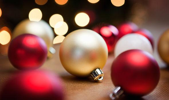 Balls Christmas Decorations