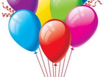 Nice Birthday Balloons