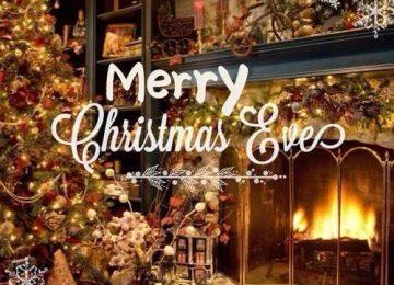 Cute Christmas Eve