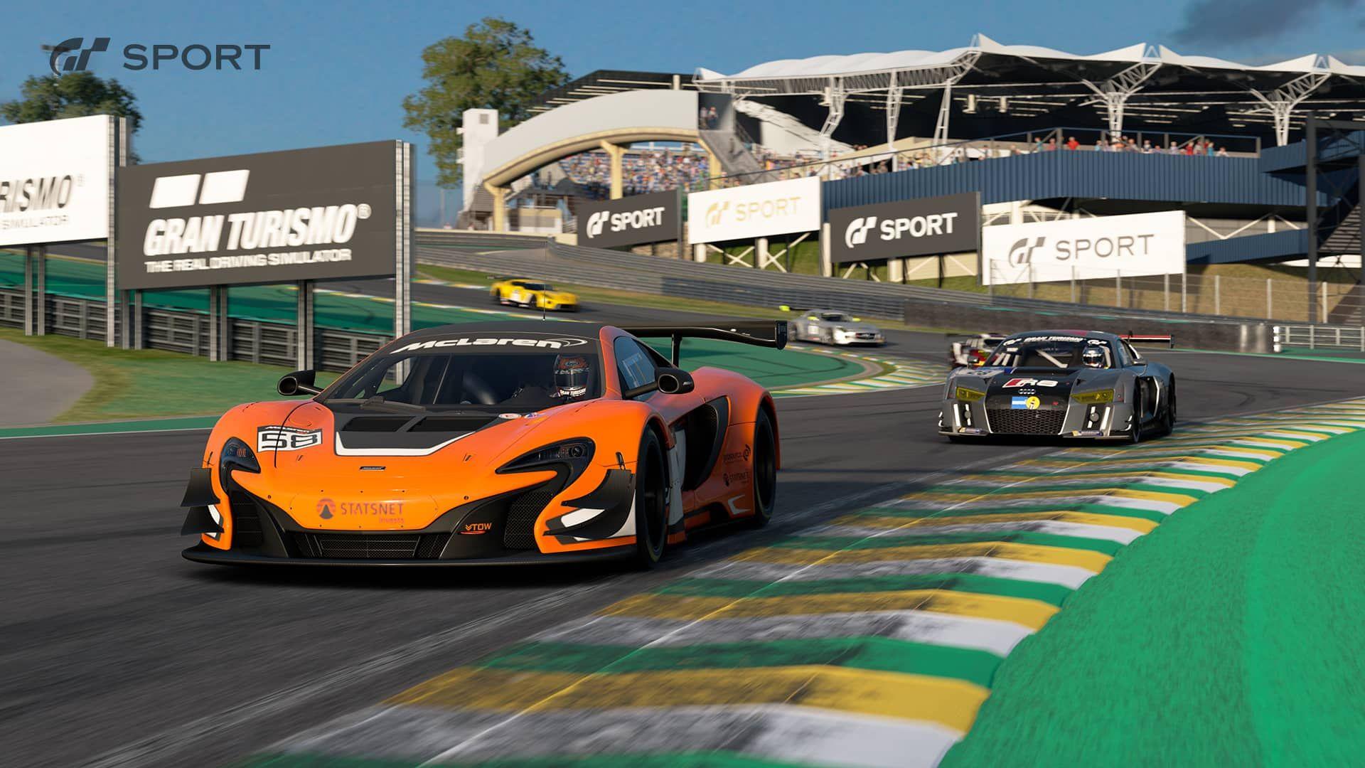 Super Gran Turismo