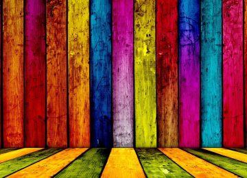 3D Colourful Wallpaper