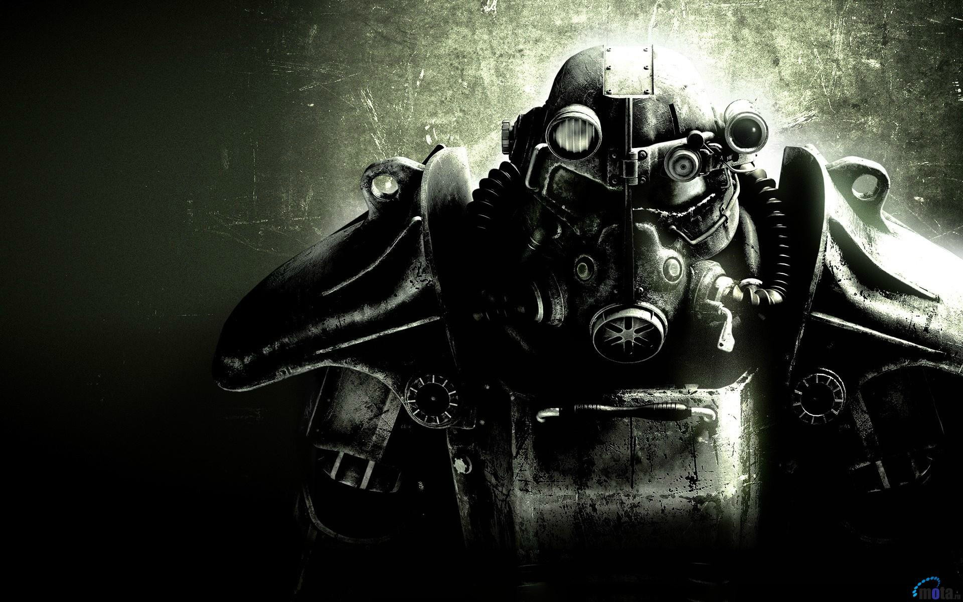 3D Fallout Wallpaper