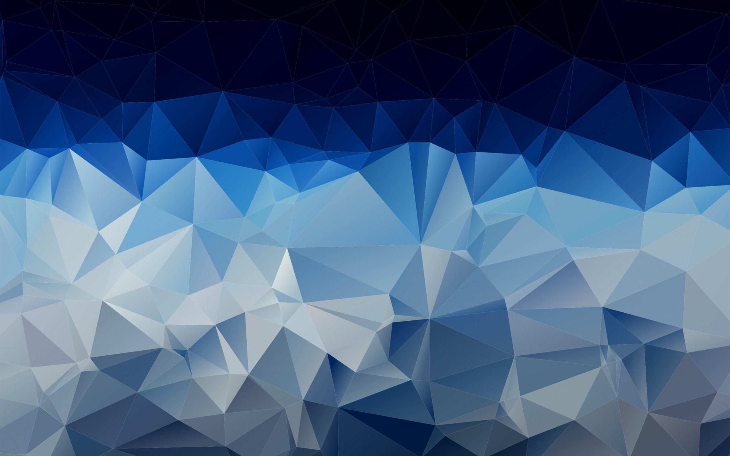 Art Polygon Wallpaper