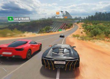 Colorful Forza Horizon 3