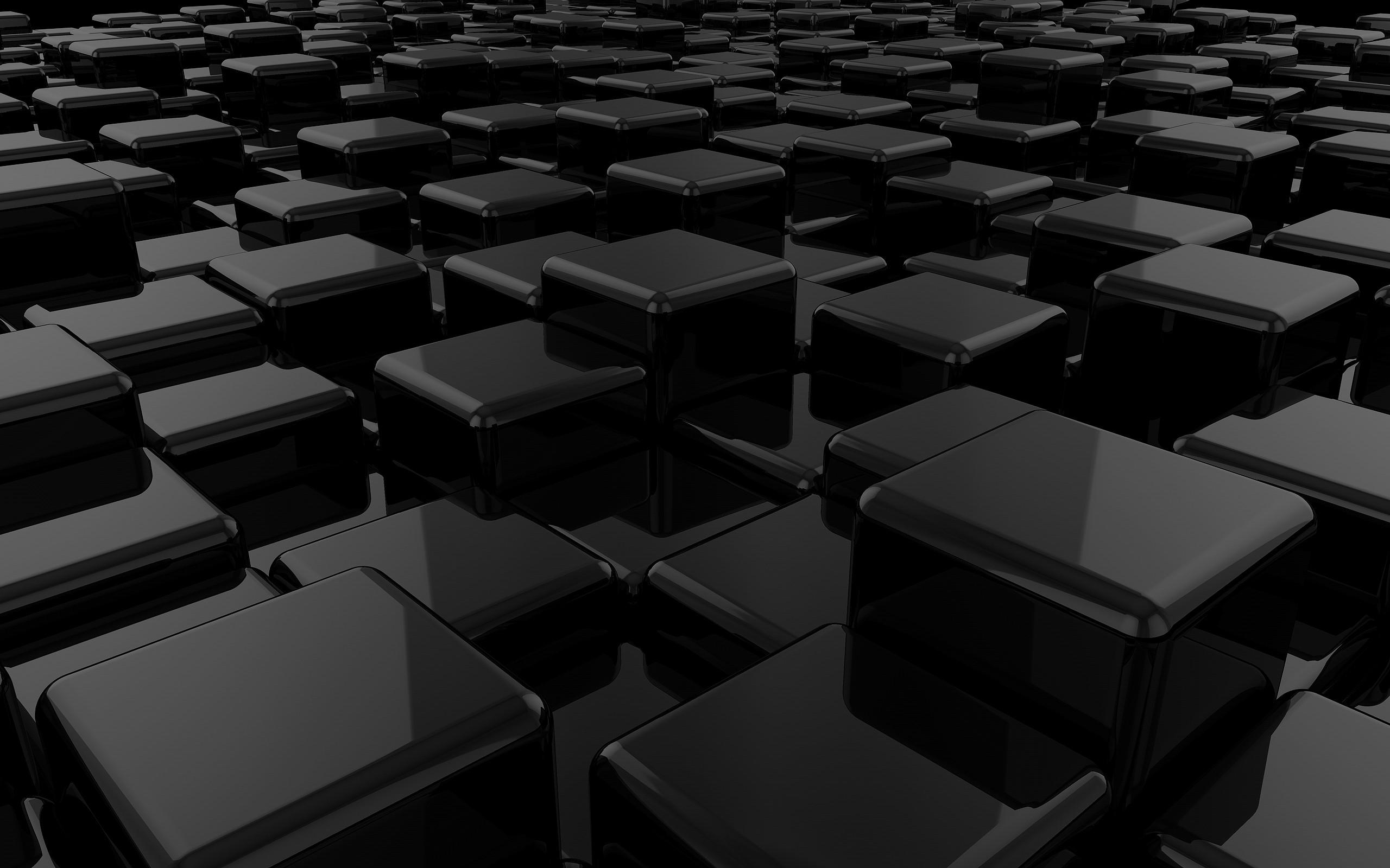 Digital Cube Wallpaper
