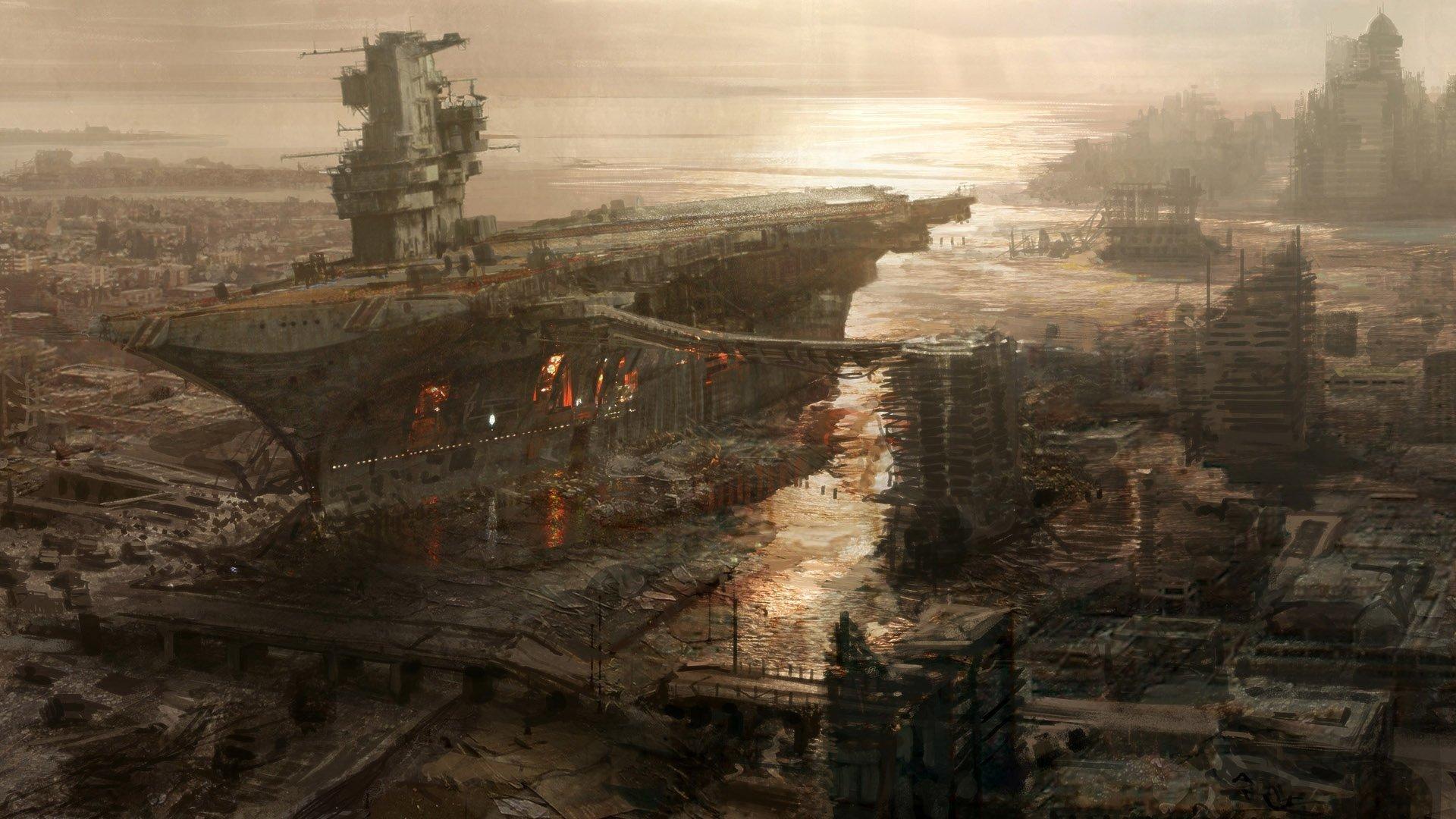 Free Fallout Wallpaper