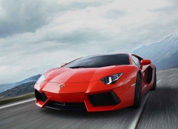 Nice Lamborghini Aventador