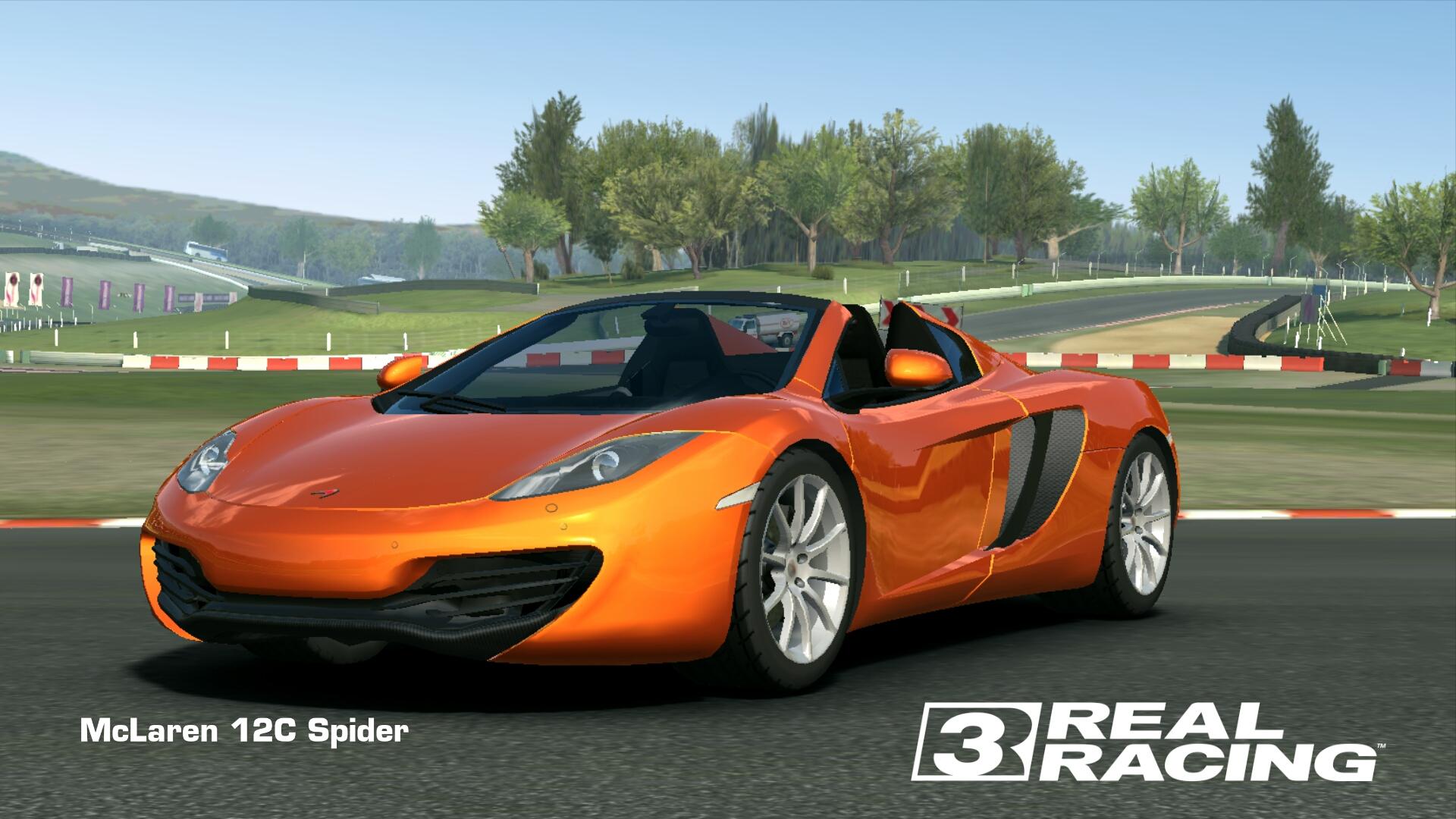 Nice Mclaren Spider