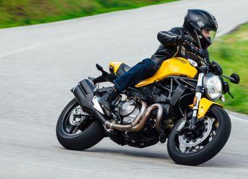 Free Ducati Monster 821