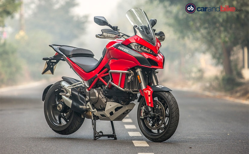 Free Ducati Multistrada
