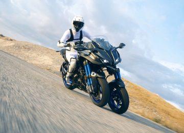 HD Yamaha Niken