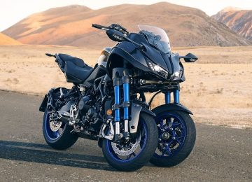 Nice Yamaha Niken